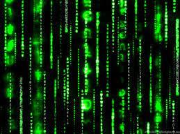 Matrix Gif Screensaver Desktop Background