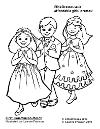 Unconditional Holy Communion Coloring Pages For Kids Sacrament