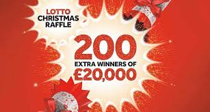 Camelot Ramps Up Christmas Raffle Prizes Scottish Local Retailer