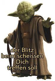 Yoda Star Wars Lustig Witzig Sprüche Bild Lustige Zitate