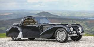 Only 630 odd examples were ever produced which marks how exclusive the car is. A Stunning One Of 17 Bugatti Type 57s Atalante Is Up For Sale
