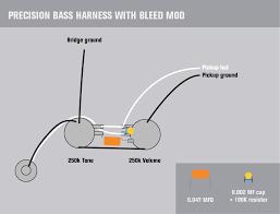 p bass wiring help bass