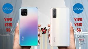 vivo Y31s 5G vs vivo Y51s 5G - YouTube