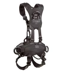 Dbi Sala Exofit Size Chart 3m Dbi Sala Exofit Nex Rope Access Rescue Harness Black Out