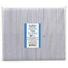 forpro washable 4 way foam board 100 180 240 400 grit 50