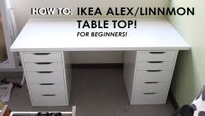 ikea office drawers. HOW TO SET UP IKEA ALEX/LINNMON DRAWERS - For Beginners! Throwback New Makeup Storage Vlog! YouTube Ikea Office Drawers A