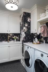 wall covering ideas for laundry room