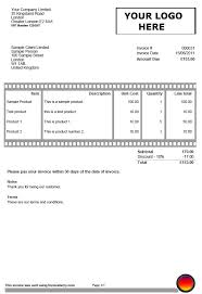 Invoice Simple Film Invoice Template Free Blank Invoice Templates In Pdf Word Excel
