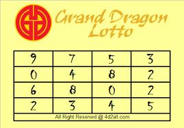 Magnum Prediction Chart 4d2all Magnum4d Damacai Toto 4d Prediction Gd Lotto