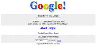 google home page design. first google homepage design home page l