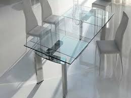 ikea dining tables for small spaces glass dining table expandable glass dining room table ikea fusion small spaces dining table and chairs set