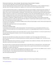 Resume Builder Linkedin Linkedin Labs Resume Builder Krida 81