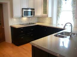 toned kitchen cabinet white