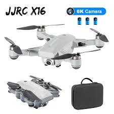 <b>JJRC X16 5G</b> WIFI FPV Dual GPS 6K HD Camera Optical Flow ...