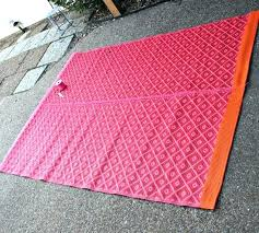 outdoor rugs ikea outdoor rugs sew together two runners with plastic cords or lacing in a
