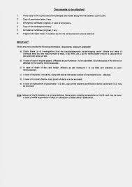 New Medical Reimbursement Claim Mrc Form For Cghs Beneficiaries