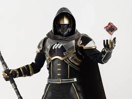 Destiny 2 Hunter Sovereign (Golden Trace Shader) 1/6 Scale ...