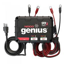 noco 2 bank 8a on board battery charger genm2 prevnext