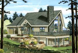 a frame house plans. Unique House AFrame House Plan 99943 Elevation And A Frame Plans R