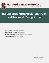 the outlook for natural gas electricity and renewable energy in  the outlook for natural gas electricity and renewable energy in