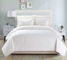 chezmoi collection cotton quilted bedspread coverlet piece king