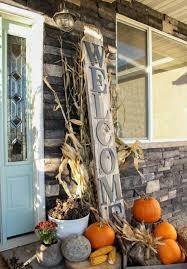 thanksgiving front door decorations40 Easy Thanksgiving Front Door Decorations Ideas