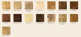 Louis Ferre Human Hair Color Chart Hair Co