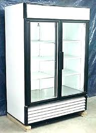 charming glass door fridge for home used sub zero home improvement loans chase glass door refrigerator