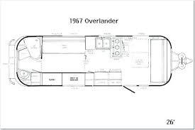 2017 airstream wiring diagram dakotanautica com 2017 airstream wiring diagram floor plans trailer land yacht vintage trailers floor plans