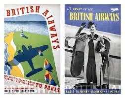 Travel Ads Vintage Travel Ads British Airways Edreams Travel Blog