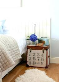 Bedroom Trunk Bedroom Trunk Furniture Chic Bedroom With White Comfort Bed  And White Pillows Plus Small . Bedroom Trunk ...