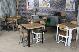 industrial cafe furniture. industrial style restaurant furniture cafe s
