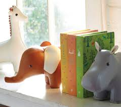 kids bookends shapes