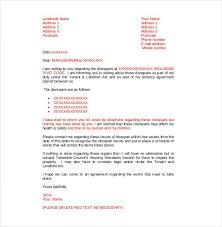 Apartment Complaint Letter ~ Nice Apartement