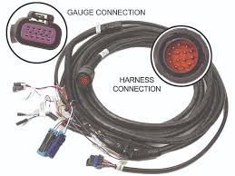 mercury optimax remote wiring harness connections the hull truth you will need a male male adaptor to connect to directly to the gauge harness or to a junction box