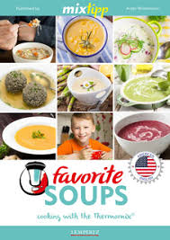 MIXtipp Favourite SOUPS (american english): Cooking with the ...