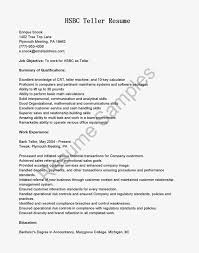 Ideas Of Captivating Resume Objective For Personal Banker About