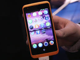 Firefox OS 1.3 on the ZTE Open C at MWC ...