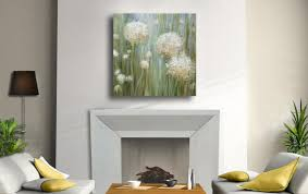 canvas painting abstract art wall decor home woman