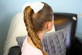 Pretty Girls Hairstyle reverse fishtail braid cute braid hairstyles cute girls hairstyles 4711 by stevesalt.us