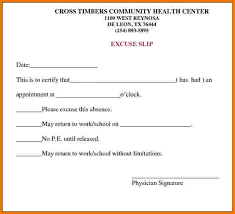 Free Doctors Note For Work 15 Free Doctors Note Professional Resume