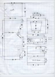 Arcade Cabinet Dimensions How To Build A Pong Replica Arcade And Pinball Atariage Forums