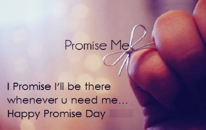promise day sms
