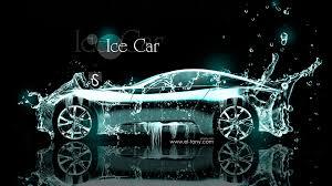 infiniti ice neon car