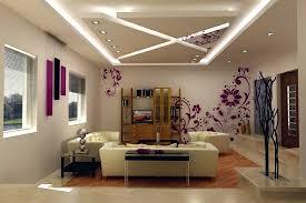 Ceiling Design In Living Room Amazing, Suspended
