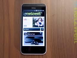HTC Desire 300 im Test: Auf den Spuren ...