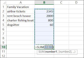creating formulas in excel excel formulas defining and creating a formula