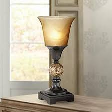 torchiere table lamp. George Antique Alabaster Glass 13 1/2 Torchiere Table Lamp Lamps Plus