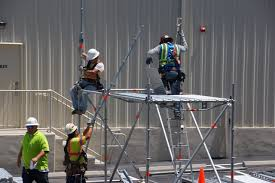 Scaffold Builders Layher Scaffold Builder Rodeo At The 2014 Saia Convention