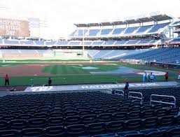 Washington National Seating Chart Views Nationals Park Section 116 Seat Views Seatgeek